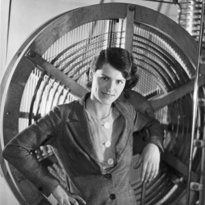 ... Margaret Bourke-White was a staff photographer for Fortune magazine in