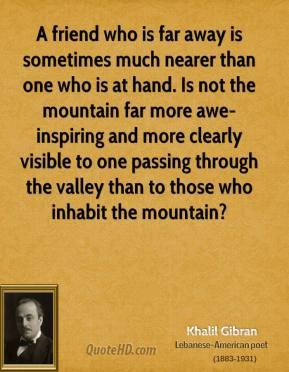 Far Away Quotes