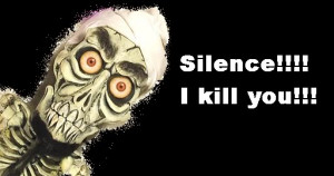 LOVE JEFF DUNHAM... ACHMED IS MY FAVORITE!