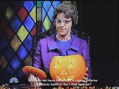 Dana Carvey as Church Lady in SNL ♥ ahahahahahahaha More