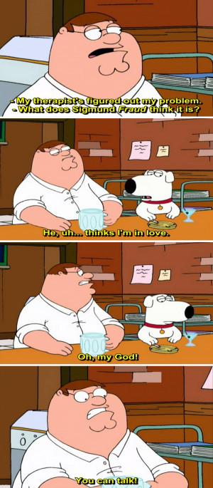 Family Guy Quote-14 | Movie & Comics Quotes