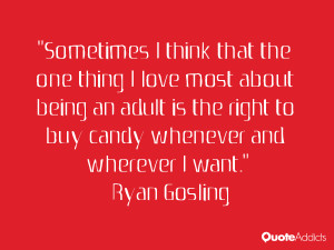 quotes about being an adult
