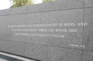 alabama quotes at the mlk memorial mlk quotes from alabama at the new ...