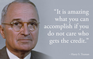 President Harry Truman: 33rd President of the United States Of America
