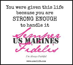 Marine Love Quotes Semper...