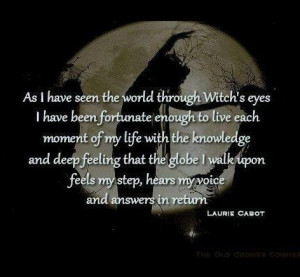 Wiccan Quotes | Uploaded to Pinterest