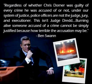 Burned Body Not Chris Dorner