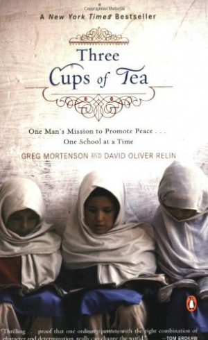 Three Cups of Tea' co-author commits suicide at 49