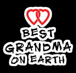 Grandma Best Grandma On