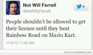 funny will ferrel twitter quotes
