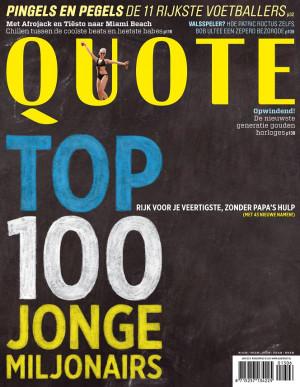 Quote / Nieuws / Lunchdingetje: maak uw eigen Quote cover