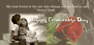 FRIENDSHIP DAY LOVE SMS, QUOTES, GREETING CARDS,WALLPAPERS – 2013