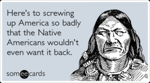 Funny Native American Pictures For discovering america.