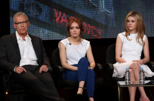 olivia cooke bates motel panel at the winter tca tour in