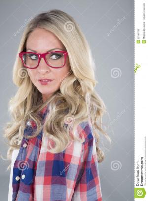 Beautiful Nerdy Girl...
