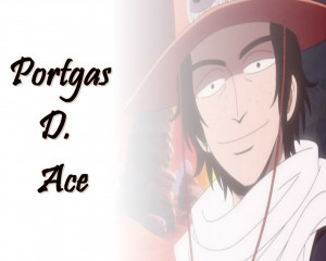 Portgas D. Ace Wallpaper by booloo