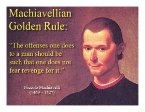 ... Machiavelli The Art Of War Quotes Coaches hot seat quote of the
