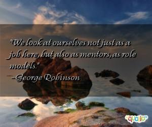 Mentors Quotes