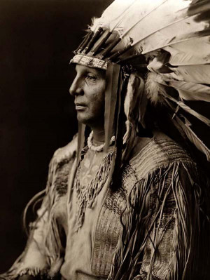 famous indian chiefs indian chief wearing a war