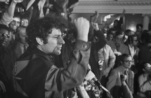ABBIE HOFFMAN : November 30, 1936 - April 12, 1989