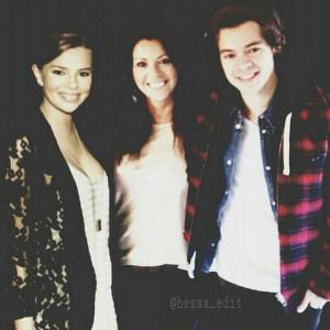 Tessa, Anne, and Harry. tHE UPDATE THOUGH OH MY GOSH I CANNOT BELIEVE ...
