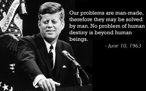 Jfk Quotes HD Wallpaper 3