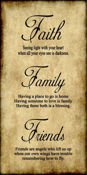 Faith Family Friends is what I am thankful for! Not only during ...