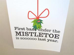 Funny Christmas Card Dog