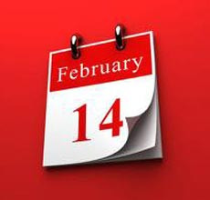 popular St. Valentine's Day superstitions and beliefs. As a reminder ...