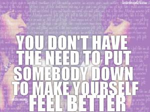 Nicki Minaj Quote\\ by touw
