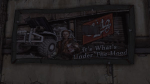 Scooter banner