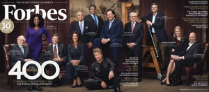 The release of the 2012 forbes list makers of the richest men in ...