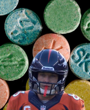 Wes Welker Funny Molly Ped...