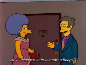 simpsons inspirational quotes