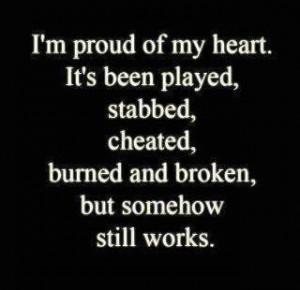 Labels: Broken Heart Quotes