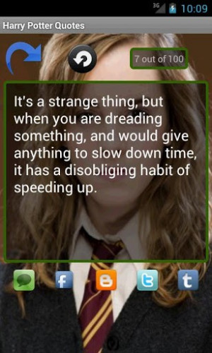 you best harry potter quotes an app that contains the finest sayings ...