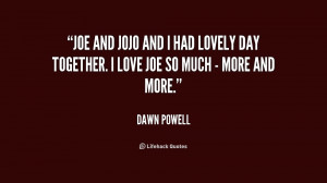 Dawn Powell Quotes
