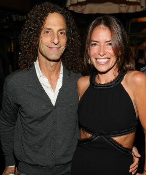 Kenny G Girlfriend Kenny g - stars celebrate
