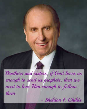 article name what is a prophet are mormon prophets infallible author ...