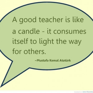 Quotes About Students And Teachers Teacher Sayings And Quotes