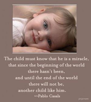 Baby Blessing Quotes From The Bible