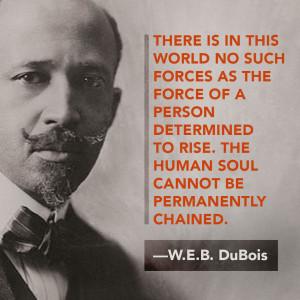 Du Bois Quotation