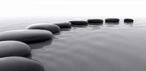 iStock_000007042359Large zen curved rocks