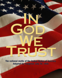 national motto in god we trust history of in god