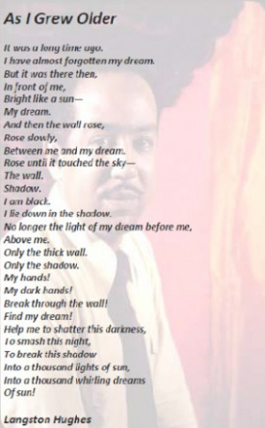 View bigger - Langston Hughes Poems for Android screenshot