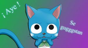 Happy Fairy Tail By Tengokux