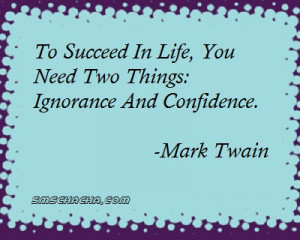 quotes be confident quotes confidence quotes and sayings confidence ...