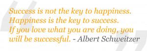 Albert-Schweitzer Quote