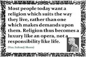 Venerable Archbishop Fulton J. Sheen. Catholic. Catholics. Catholicsm ...
