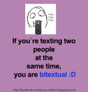 troll_girls_txting_fb_status
